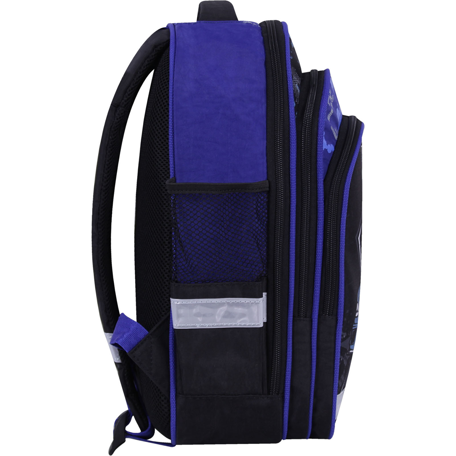 Рюкзак школьный Bagland Mouse черный 662 (00513702)