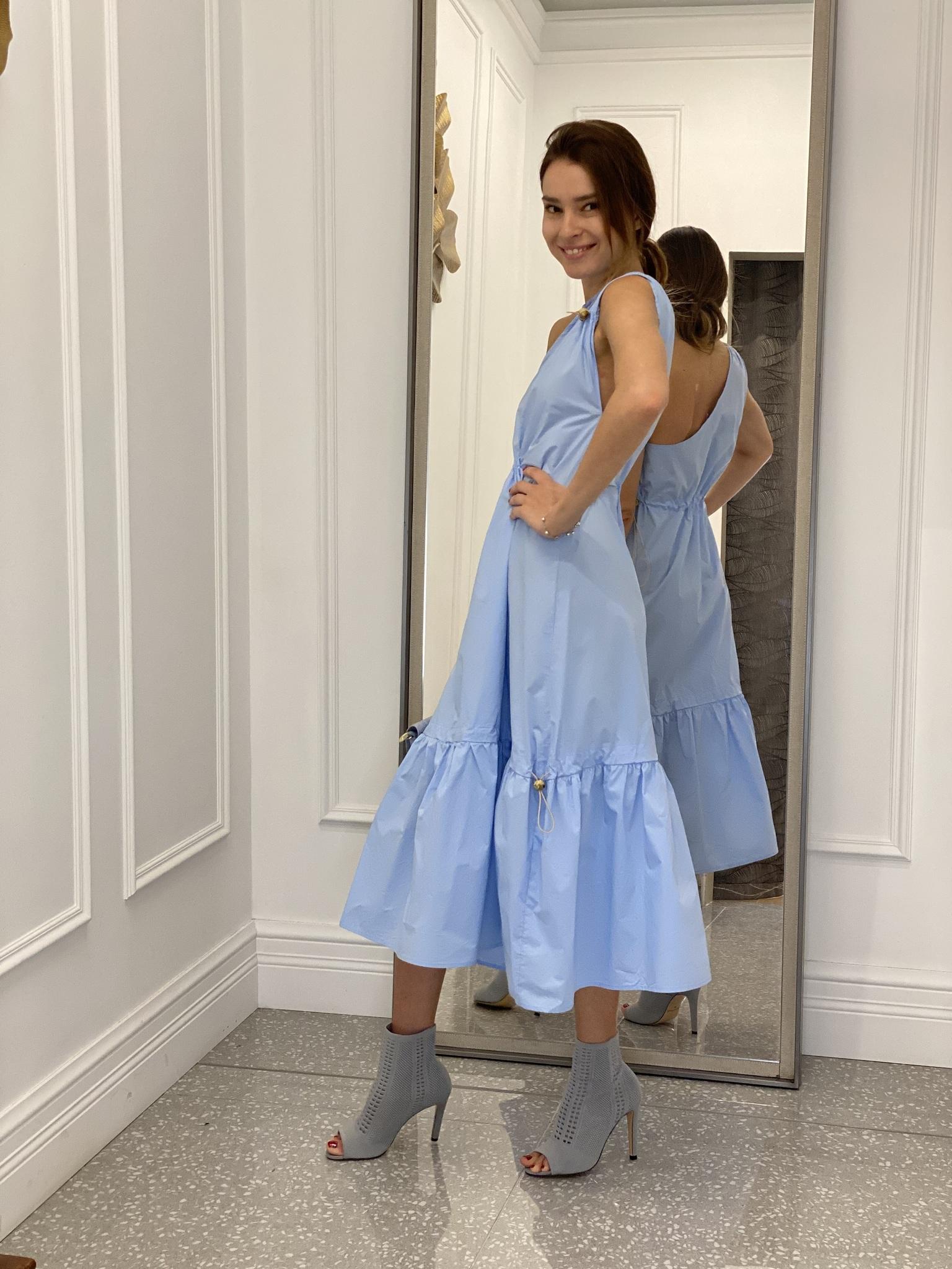 Платье, IMPERIAL, A9990339H (небесный)