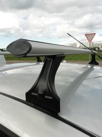 Багажник Дельта аэро на Калина, Гранта, Датсун крыло компакт 120 см.