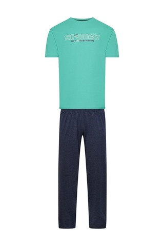 Пижама мужская со штанами RENE VILARD 37048 FOCUS