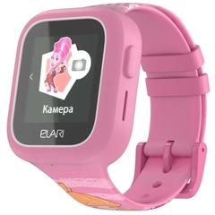 Умные часы-телефон Elari ELARI FixiTime Lite, розовый
