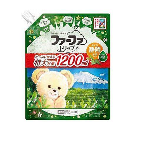 Кондиционер для детского белья Nissan FaFa Shizuoka мягкая упаковка1,2 л