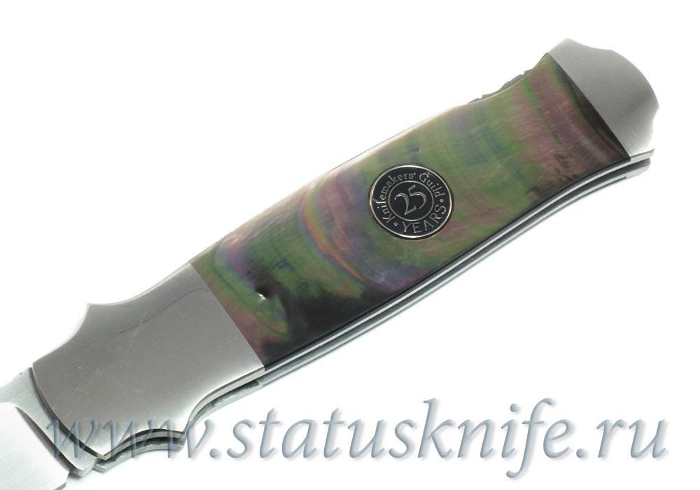 Нож William D. Pease Custom 25th Anniversary - фотография