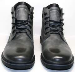 Ботинки серого цвета Ikoc 3620-3 S