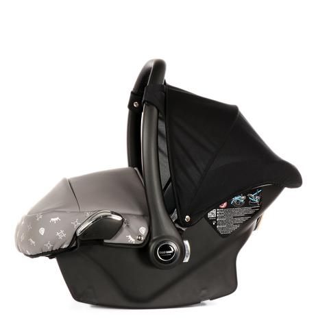 Автокресло TAKO LARET IMPERIAL (Ткань/кожа) светло-серый  ATLI-03