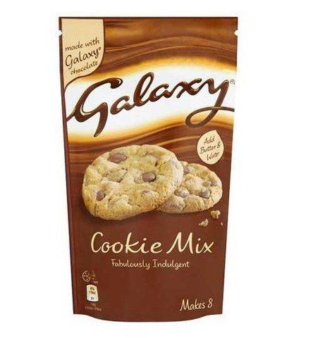 Смесь для приготовления печенья Galaxy Cookies Mix 180 гр