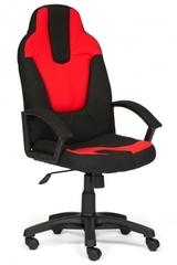 Кресло компьютерное Нео 3 (Neo 3) — черный/красный (2603/493)