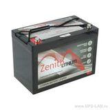 Аккумулятор ZENITH ZLI024035 ( 24V 50Ah / 24В 50Ач ) - фотография