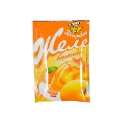 Желе со вкусом апельсина 100гр.