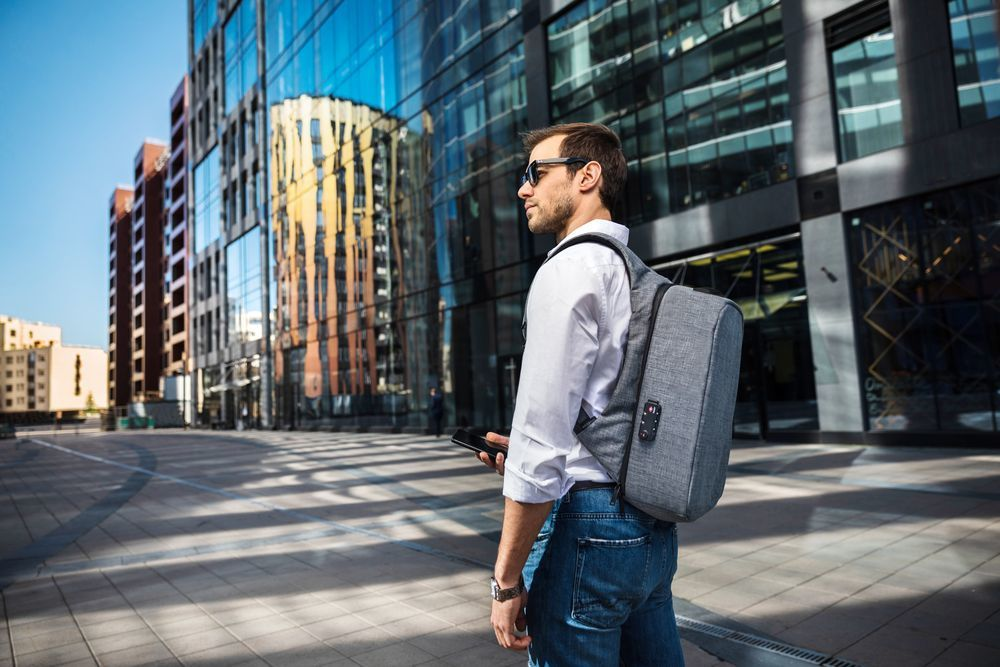 inGreed Anti-Theft Backpack