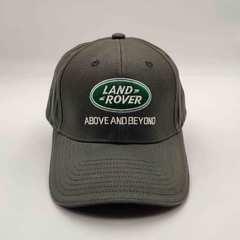 Кепка Ленд Ровер (Бейсболка Land Rover) болотная 01