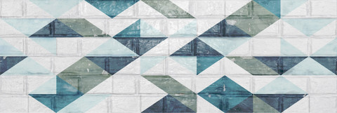 Плитка настенная Blur Magic 750х253