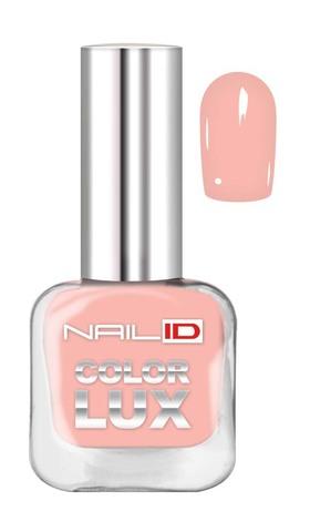 NAIL ID NID-01 Лак для ногтей Color LUX  тон 0107  10мл
