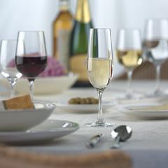 Набор фужеров для шампанского 240 мл, 6 шт, Fortissimo, фото 2