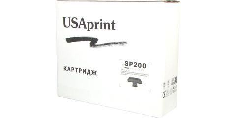 Картридж лазерный USAprint SP200 черный (black), до 2600 стр. - купить в компании MAKtorg