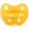 Соска-пустышка ортодонтическая из натурального каучука (латекса) 0-3 месяца Star&Moon