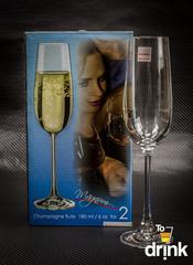 Набор из 2 бокалов для шампанского Magnum, 180 мл, фото 3