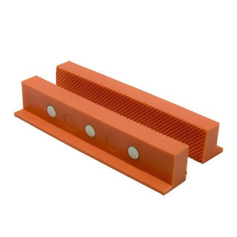 Губки для тисков магнитные КОБАЛЬТ плоские 113 х 28 х 25 мм (2 шт.) блистер (918-030)