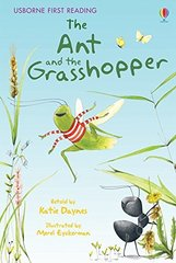 Ant and the Grasshopper   (HB)