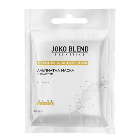 Альгінатна маска з золотом Joko Blend 20 г (1)