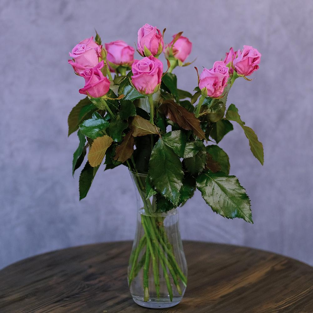 Купить букет малиновых роз пермь заказ онлайн доставка