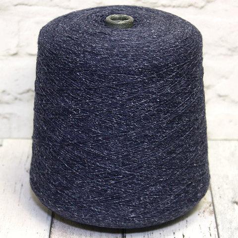 Твид мериносовый RAUMER / BRUGHIERA 700 темно-синий