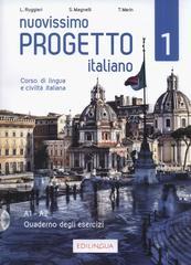 Nuovissimo Progetto italiano 1 – Quaderno degli...