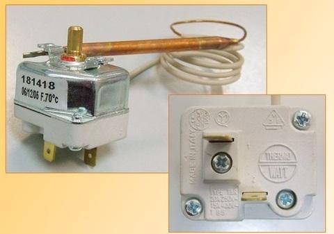термостат водонагревателя универсальный 3416025, 3416017, 181418