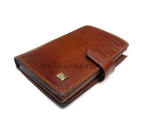 Мужской кошелек с автодокументами и паспортом COSSET 14-30-144