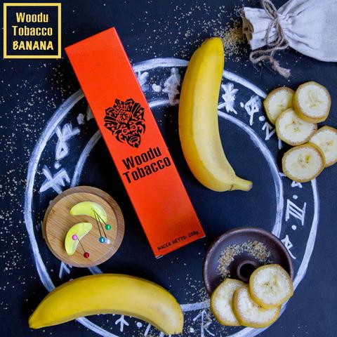 Табак Woodu Банан 250 г