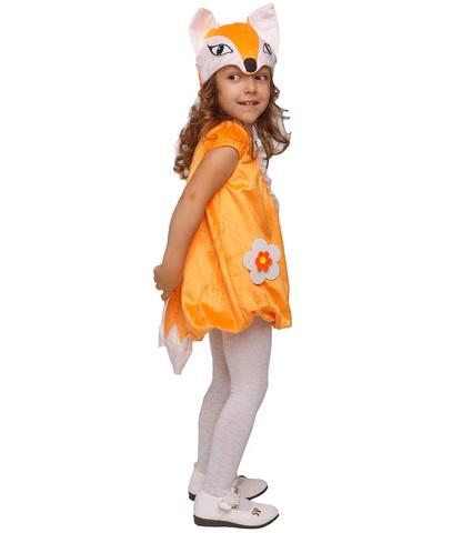 Карнавальный костюм Лисичка-Сестричка
