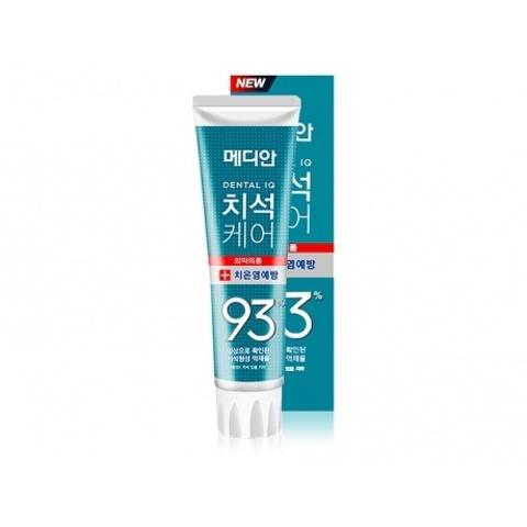 Median Dental IQ 93% Prevent Gingivitis зубная паста для ухода за дёснами с цеолитом