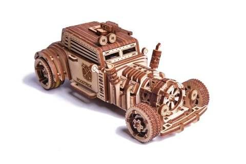 Машина Апокалипсис (Wood Trick)