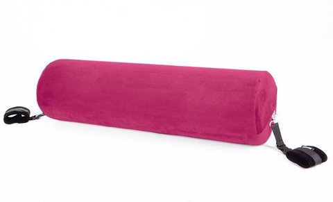 Розовая вельветовая подушка для любви Liberator Retail Whirl