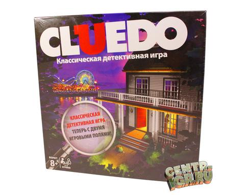 Настольная игра Клуэдо (Cluedo Издание 2015) - КОРОБКА