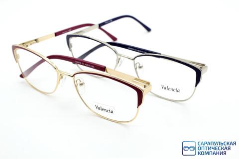 Оправа для очков VALENCIA металл V32078