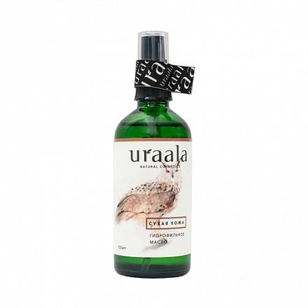 Масло гидрофильное, для сухой кожи URA'ALA, 100 мл
