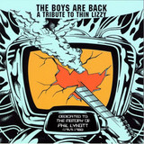 Сборник / The Boys Are Back - A Tribute To Thin Lizzy (RU)(CD)