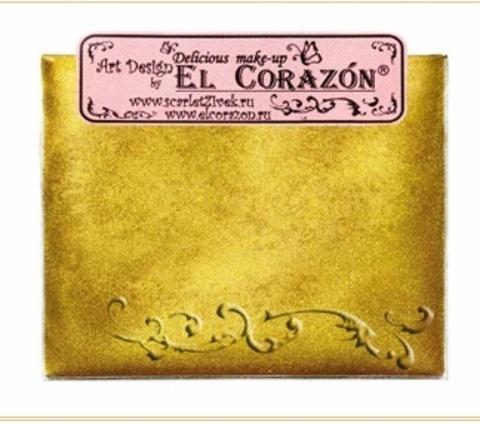 Эль Коразон Перламутр  p-01 драгоценное золото