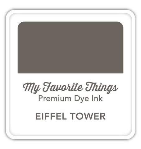 Чернильная подушечка My Favorite Things - EIFFEL TOWER