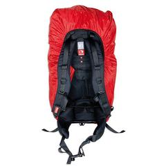 Чехол на рюкзак Tatonka Rain Flap L red - 2