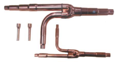 Разветвитель хладагента серии L и Е VRF-системы Sakata SBP-052LE
