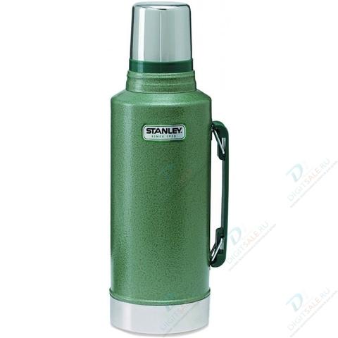 Картинка термос Stanley classic 1.9l Зеленый 013 - 1