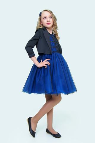 Платье детское + жакет (артикул 2Н110-6)