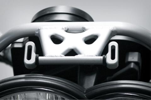 Крепление стекла BMW R1200GS/GSA
