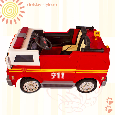 "BARTY 911 ""M010MP"" 4X4"