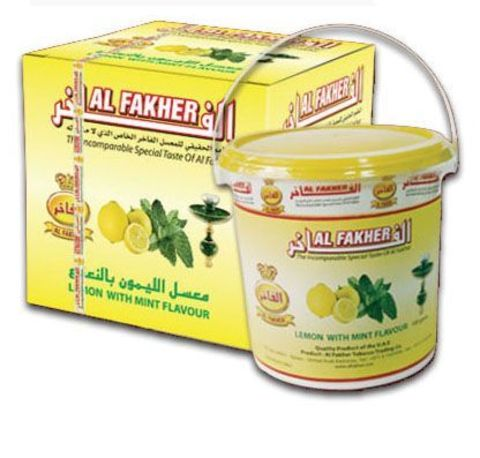 Al Fakher - Лимон с мятой, килограмм