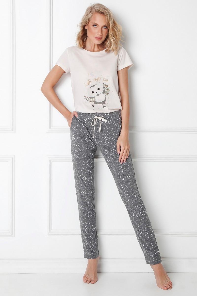 Пижама женская со штанами ARUELLE OWELLA