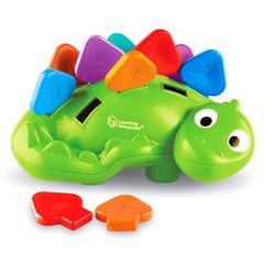 LER9091 Развивающая игрушка Стегозаврик Learning Resources