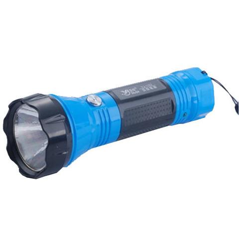 Ф.аккумуляторный ручной YJ-1162 1led 2 режима